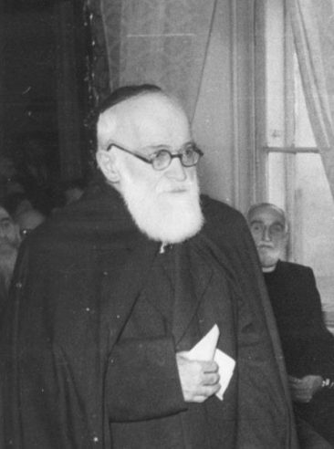 Father Nerses Akinian