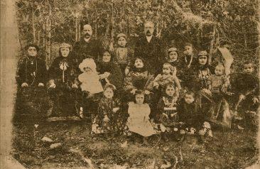 Sogoyan family – Artvin