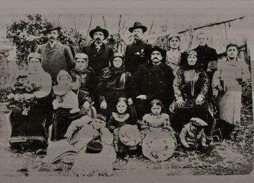 Verapatvelian family – Artvin, 1911