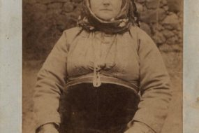 Armenian woman from Artvin