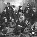 Akinian family from Artvin