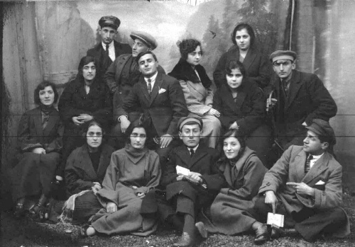 Akinian family from Artvin