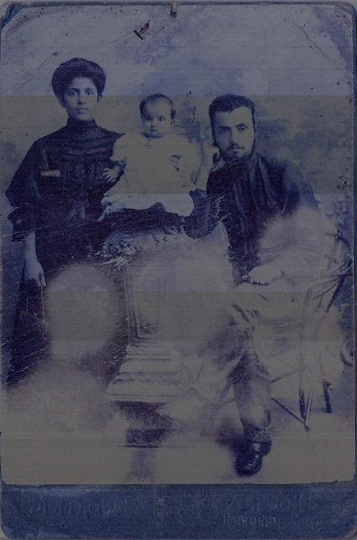 Family from Artvin