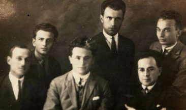 Group of Armenians from Artvin