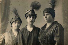 Chavooshian family from Artvin