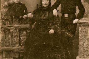 Tatoyan family from Artvin