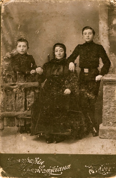 Tatoyan family from Artvin