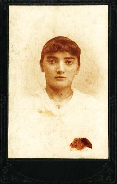 Vartanush Akinian Mimidyan from Artvin
