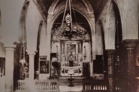 San Lazzaro Armenian monastery, interior of the Church