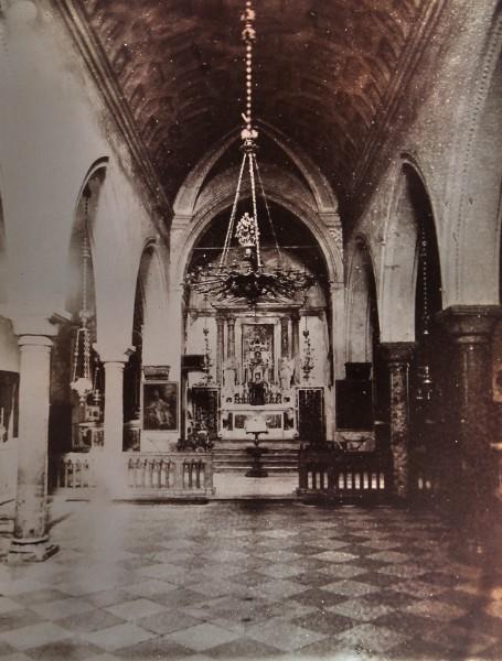San Lazzaro Armenian monastery, interior of the Church