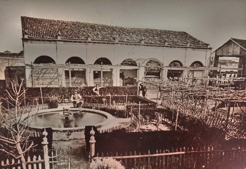 San Lazzaro Armenian monastery, cow-house