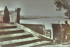 San Lazzaro Armenian monastery, the terrace