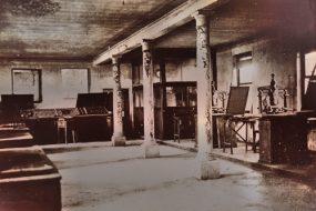 Printing office, San Lazzaro Armenian monastery