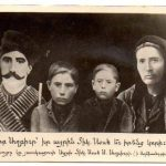 Serop Aghpur his wife Sose and their two sons