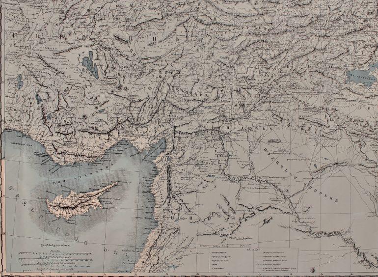 Armenian world 1849 – part 3