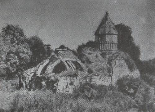 Khorakert Monastery