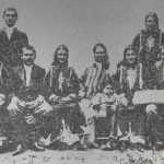 Armenian family from Khodorchur