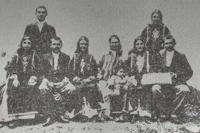 Armenian family from Khodorchur
