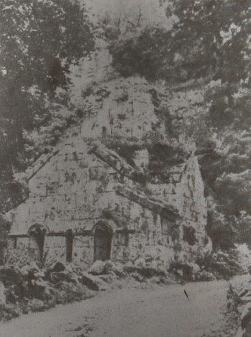 Tsaghkavan Shkhmuradi Monastery