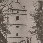 Armenian Church bell-tower of Kamianets-Podilskyi, Ukraine