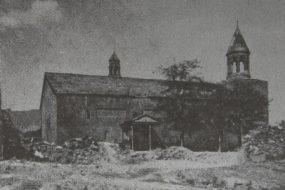 Surp Astvatsatsin Church of Karbi