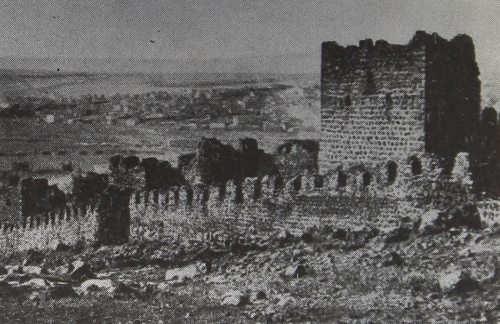 Fortress and Walls of Kars