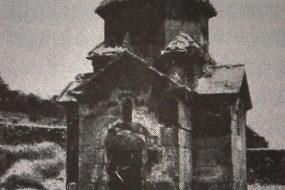 Karmravor Church of Ashtarak