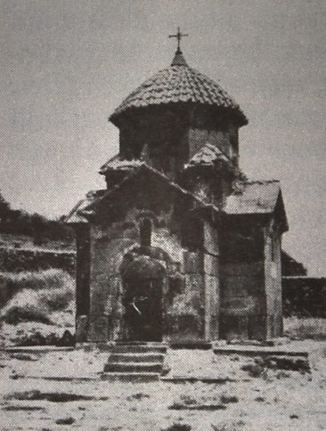 Karmravor Church of Ashtarak