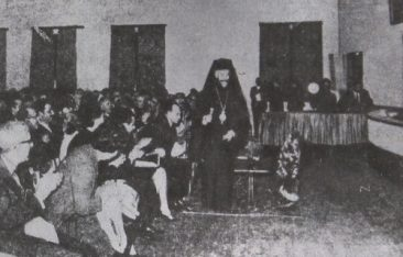 40th anniversary of the Melkonian Educational Institute in Nicosia, Cyprus 1966