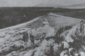 Ktuts Monastery in Lake Van