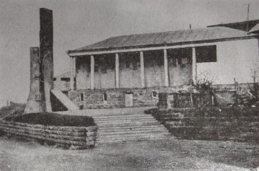 Borian brothers' house museum in Chambarak