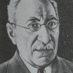 Manug Abeghian (1865, Nakhichevan - 1944)