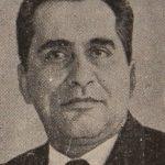 Karnig Attarian (1925, Aleppo - 1986, Beirut)