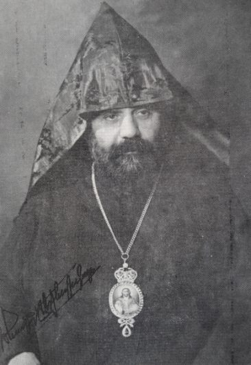 Archbishop Sirunian