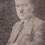 Levon Adjemian, leader of the Armenian students of Egypt, member of the Dikran Yergat cultural association of Alexandria