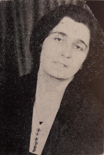 Mrs Baydzar Yergat