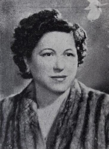 Mrs Hnazant Aleksanian