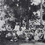 Leaders of the Dikran Yergat cultural association near Al Nubaria, Egypt 1934