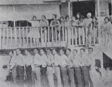 Armenian students in Meks, Egypt 1923