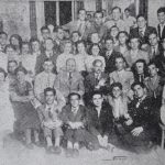 Armenian students of Alexandria on June 6, 1937.