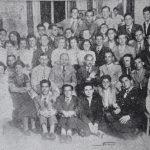Armenian students of Alexandria on June 6, 1937.
