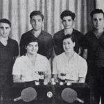 Armenian table tennis players of Egypt