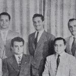 Executive Committee Members of the Armenian students of Egypt