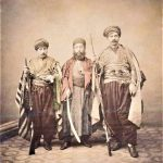 Zeytun 1862 Armenian Uprising leaders in Constantinople