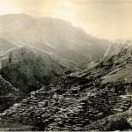 Zeytun town panoramique in December 1902