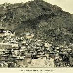 Zeytun town in August 1908