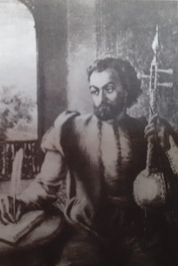 Sayat-Nova, Armenian poet, musician and ashough